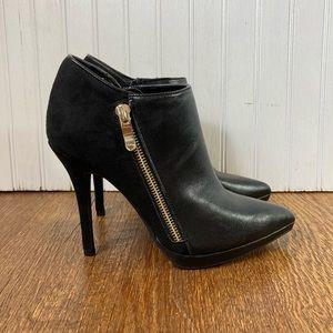 Limelight High Heel Booties Women's Size 6 Black